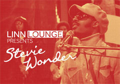LINN Lounge Stevie Wonder
